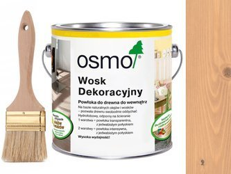OSMO 3102 wosk dekoracyjny BUK LEKKO PARZONY 2,5L
