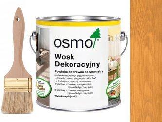 OSMO 3103 wosk dekoracyjny JASNY DĄB 2,5 L
