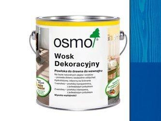 OSMO 3125 wosk dekoracyjny NIEBIESKI CHAGALL 0,375