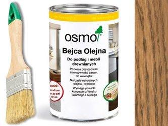OSMO 3541 Bejca Olejna podłogi HAWANA 1L