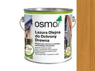 OSMO 700 Lazura Ochronna do drewna SOSNA 125ml