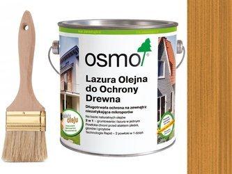 OSMO 700 Lazura Ochronna do drewna SOSNA 750ml