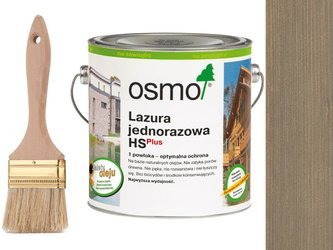 OSMO Lazura Jednorazowa 9212 SREBRNA TOPOLA 25L