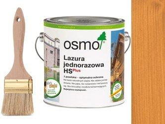 OSMO Lazura Jednorazowa 9221 SOSNA 0,75L + GRATIS
