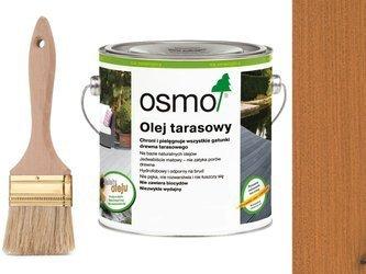 OSMO Olej do Tarasów 009 MODRZEW 0,75L + GRATIS