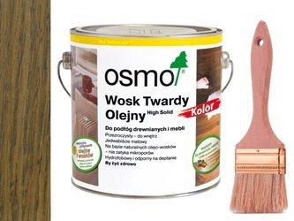 Osmo 3075 wosk twardy olejny olej 10 L CZARNY