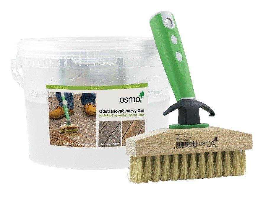 OSMO 6611 Żel do usuwania powłok 2,5L farby oleju