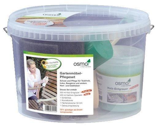OSMO 8019 Zestaw do pielęgnacji mebli ogrodowych