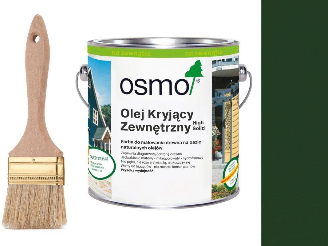 OSMO Olej Kryjący 2404 ZIELEŃ CHOINKOWA 25L
