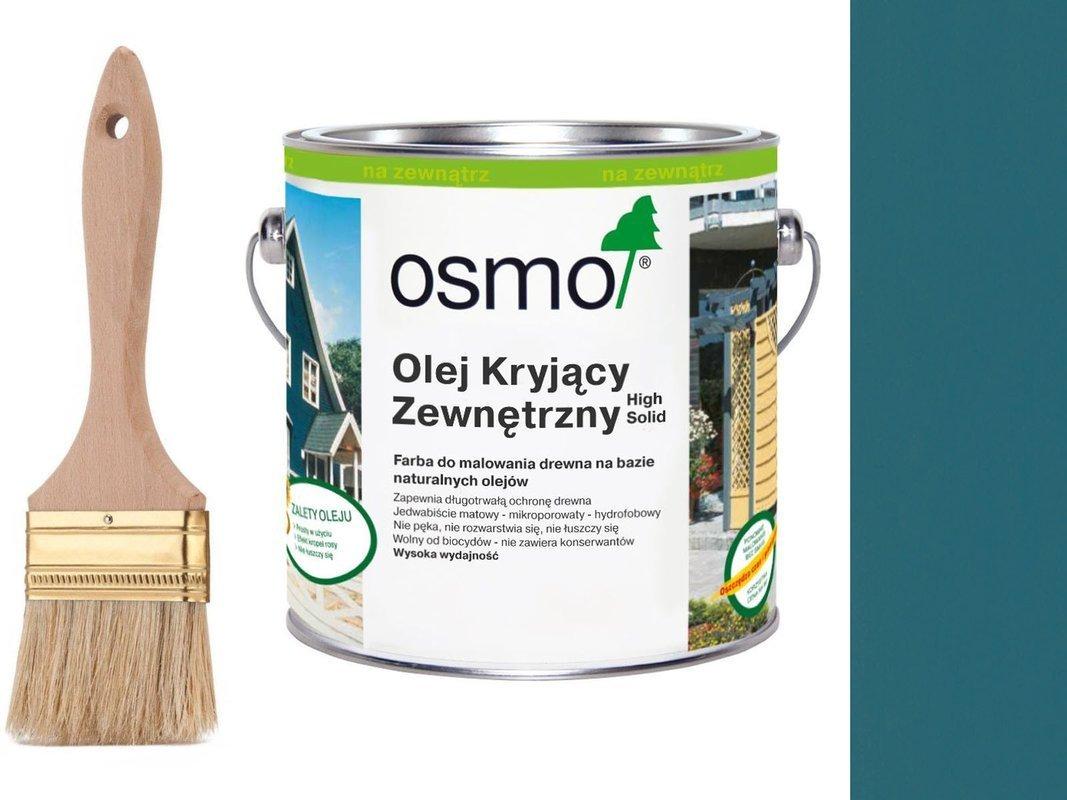OSMO Olej Kryjący 2501 BŁĘKIT LABLADOR 25L