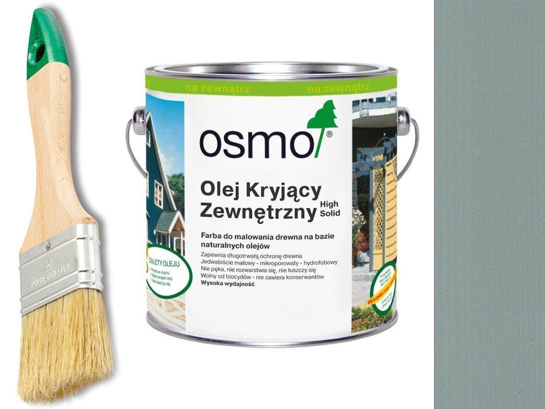 OSMO Olej Kryjący 2742 BETONOWY 25L + GRATIS