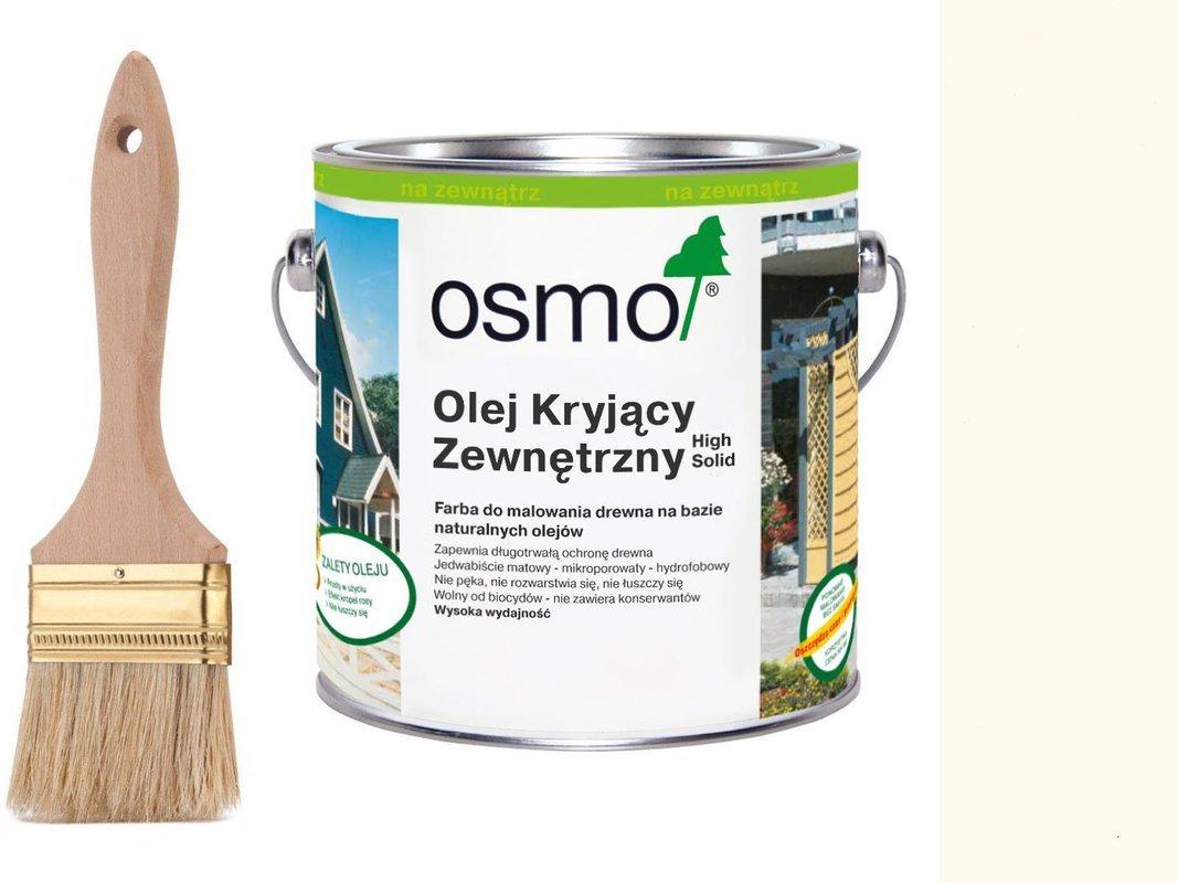 OSMO Olej Kryjący Zewnętrzny 2101 25L