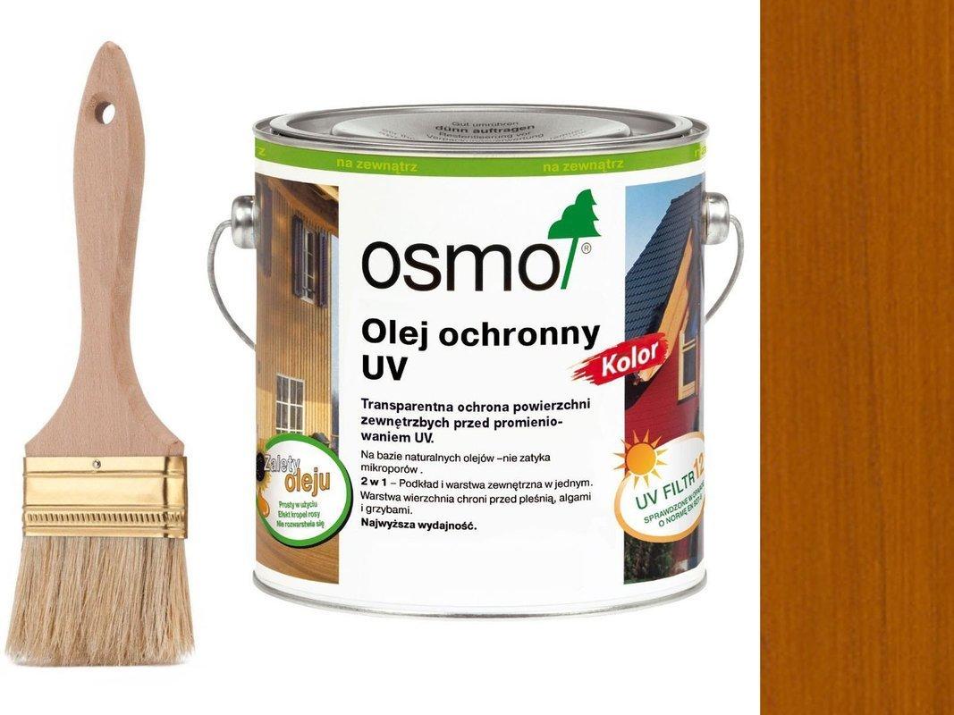 OSMO Olej Ochronny UV KOLOR Cedr 428 25L + GRATIS