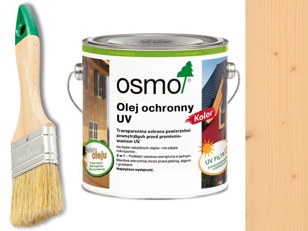 OSMO Olej Ochronny UV KOLOR Sosna 424 2,5L