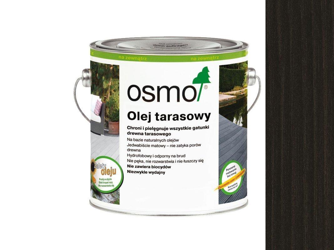 OSMO Olej do Tarasów 020 CZARNY 125ml