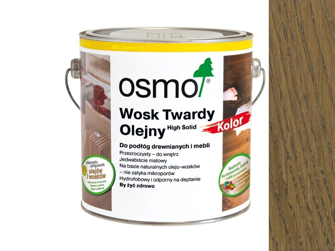 Osmo 3073 wosk twardy olejny olej 0,125 L TERRA