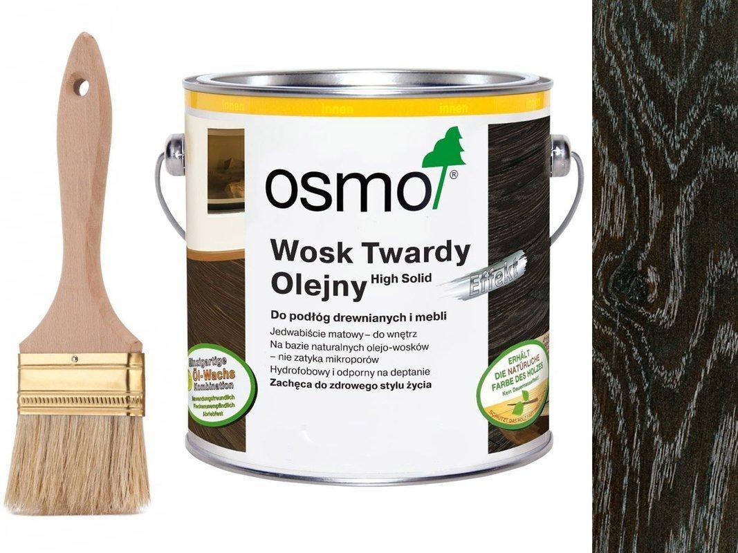 Wosk Twardy Olejny EFEKT SREBRNY OSMO 0,75L 3091